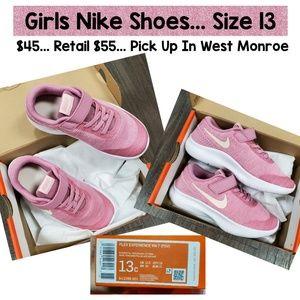 Nike Girls Shoes-13